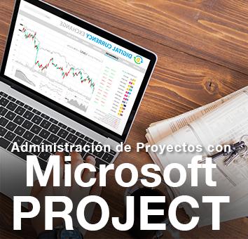 Administracion de PROYECTOS con MICROSOFT PROJECT- Online en VIVO -