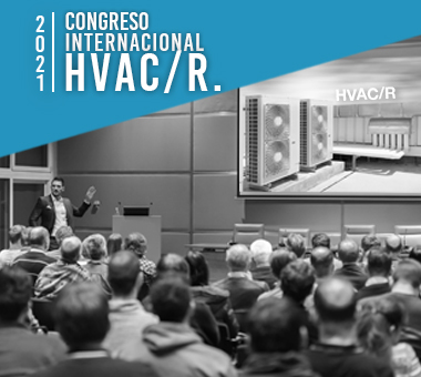 CONGRESO INTERNACIONAL HVAC-R. 2021