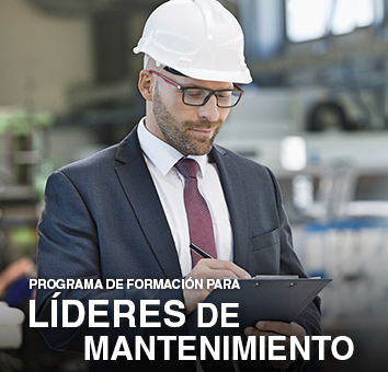 PROGRAMA DE  FORMACIÓN PARA LÍDERES DE MANTENIMIENTO