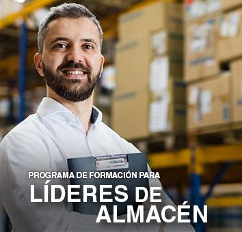 PROGRAMA DE FORMACIÓN para LÍDERES DE ALMACÉN