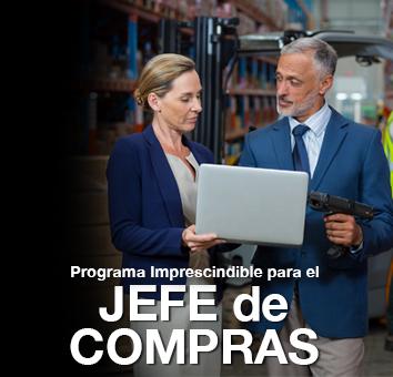 Programa Imprescindible para el Jefe de COMPRAS