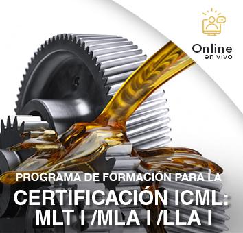 Programa de formación para la CERTIFICACIÓN ICML: MLT I - MLA I - LLA I -Online en VIVO-