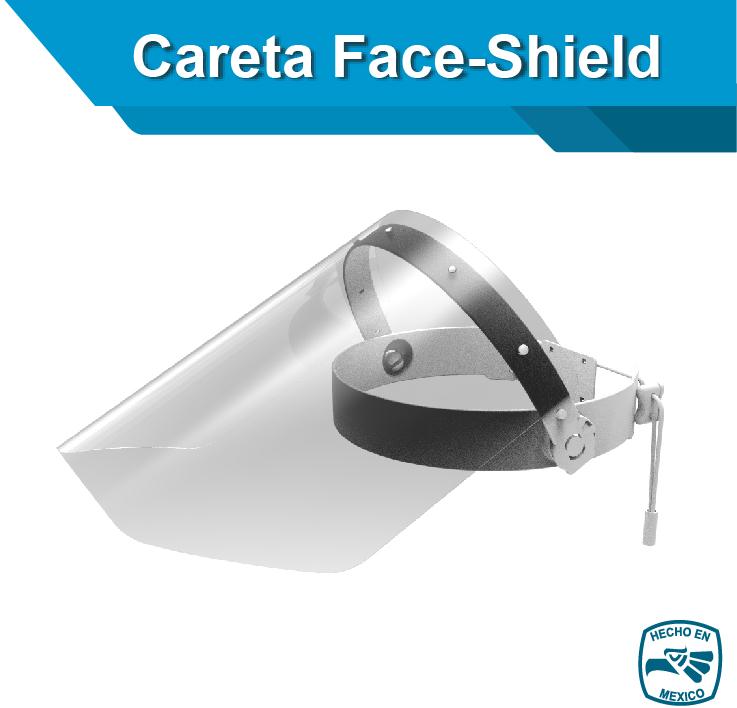 CARETA PROTECCION FDA