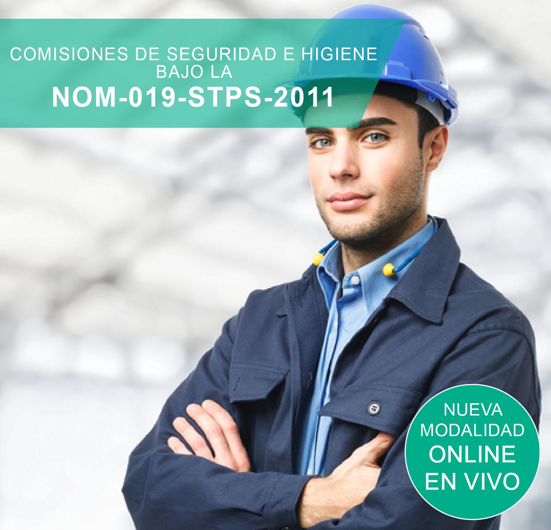 COMISIONES DE SEGURIDAD E HIGIENE BAJO LA NOM-019-STPS-2011