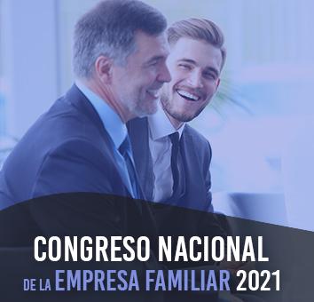 CONGRESO NACIONAL de la EMPRESA FAMILIAR 2021