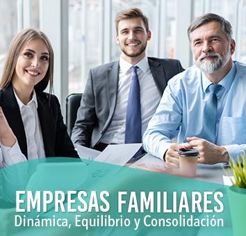 EMPRESAS FAMILIARES Dinámica, Equilibrio y Consolidación